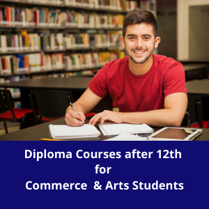 Diploma Courses after 12th for Commerce Students