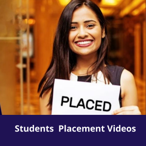 Student Placement Video